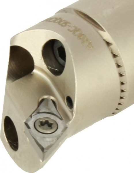 SDQCR -07, SDQCL-07, Schneidkopf für QC Bohrstangen