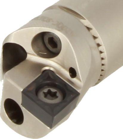 SCLCR-09, SCLCL-09, Schneidkopf für QC Bohrstangen